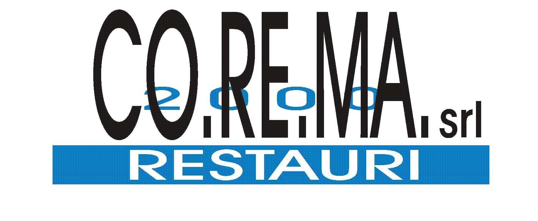 logo Corema Restauri 2000